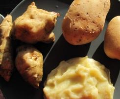 Topinambur-Kartoffelbrei