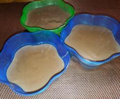 Schokopudding ohne Puddingpulver auf die Schnelle