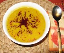 Pastinaken Kürbis Suppe