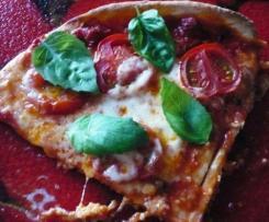 Pizzateig nach Tim Mälzer (perfekt geeignet für den Gasgrill)