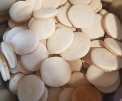 Deckelplätzchen -wie Anisplätzchen ohne Anis- wie von Oma