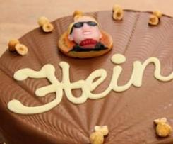 Orginal Heino Haselnuss-Torte