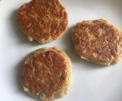 Kartoffel-Pilz-Taler