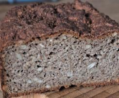 Hafer-Buchweizen-Brot