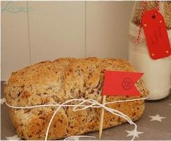 Chia-Samen Dinkel Brot