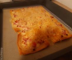 Toast-Pizza