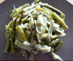 schwäbischer Bohnensalat