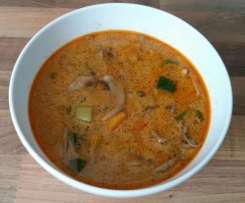Thai Kokos Suppe