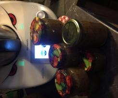 Rhabarber Kiwi Aperol Konfitüre