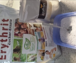 Vanillezucker - Logi tauglich