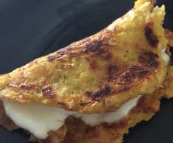 Cachapas - Maispfannkuchen