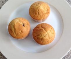 Variation von Ruck-Zuck Vanille-Muffins