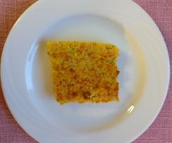 Gemüse-Hafer-Schnitten