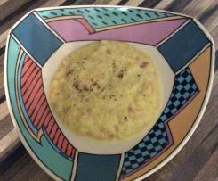 Spitzkohl-Kartoffelsuppe