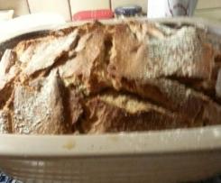 Roggen-Dinkel-Misch-Brot