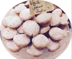 Vanille-Joghurt-Muffins