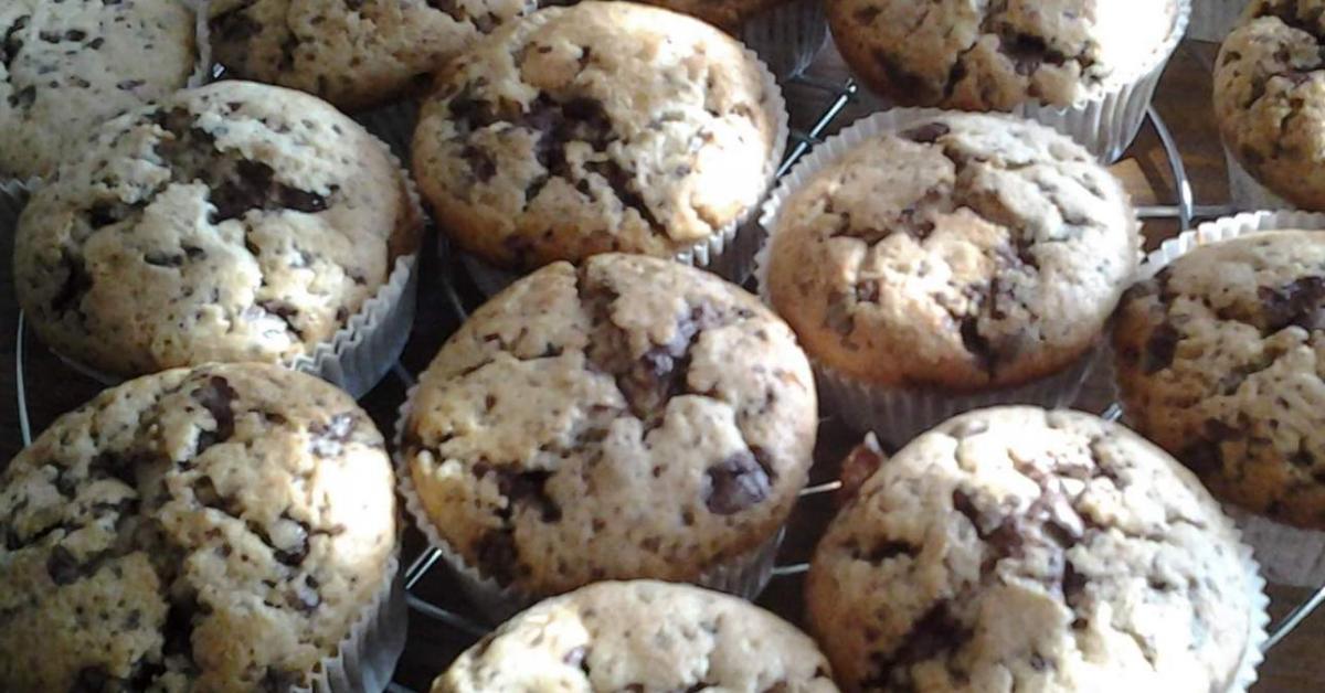 Schoko Vanille Muffins Von Filouli Ein Thermomix Rezept Aus Der