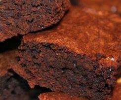 Schoko-Schock-Brownies - verschärfte Art