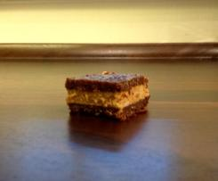 Pumpernickel mit Frischkäse-Butter Füllung