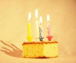 Fantakuchen / KiKo Geburtstagskuchen