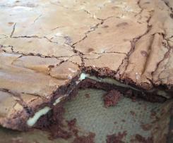 Käsekuchen- Brownies