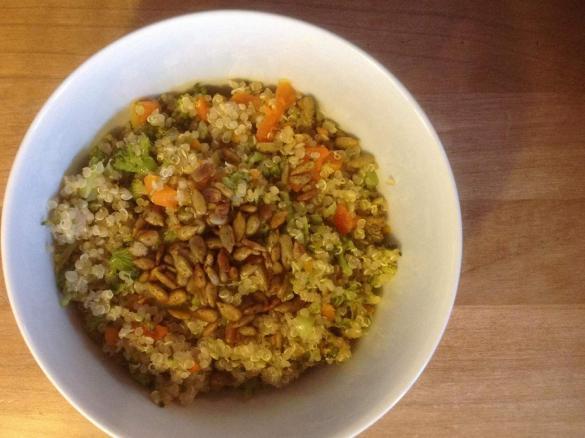 quinoa salat vegan von ddpf ein thermomix rezept aus der kategorie vorspeisen salate auf. Black Bedroom Furniture Sets. Home Design Ideas