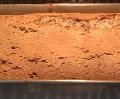 Perfekter Mandel-Schoko-Kuchen ohne Gluten