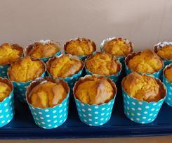 Kürbiskuchen  / Muffins