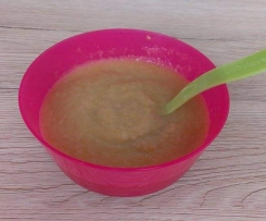 Fenchel- Apfel- Kartoffel- Brei ab dem 6. Monat