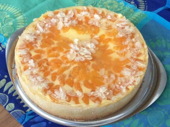 Mandarinen Schmand Kuchen Von Silko76 Ein Thermomix Rezept Aus