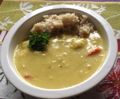 scharfes Thai Curry