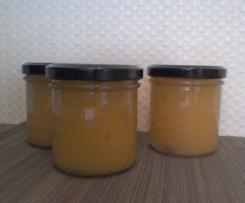 Bananen-Mango-Marmelade fructosearm