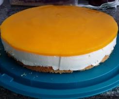 Mango-Käsesahne-Torte