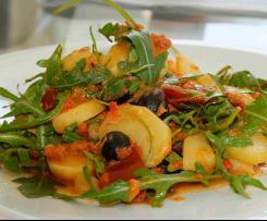 Kartoffelsalat Mediterran - Der Besondere