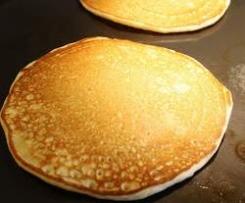 Svele - norwegische Pfannkuchen