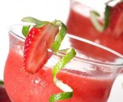 Meine Kretion v. Erdbeerlimes