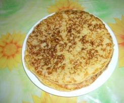 Kartoffel/Quark - Pfannkuchen/Waffeln