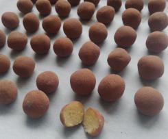 Marzipankartoffeln mit weniger Zucker