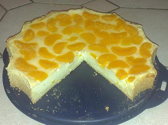 Schmand Mandarinen Kuchen Von Thermomixxi Ein Thermomix Rezept