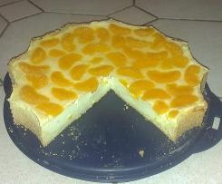 Schmand-Mandarinen-Kuchen