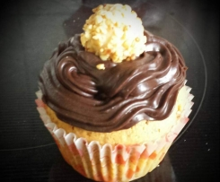 Muffin mit Schokocreme