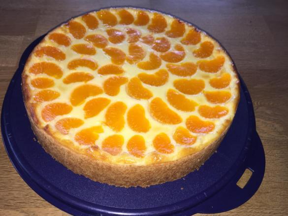 Mandarinen Schmandkuchen Von Sipeter Ein Thermomix Rezept Aus Der