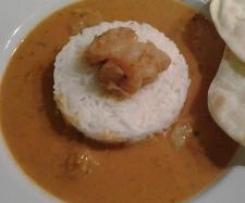 Garnelen-Curry TM auf Reisen