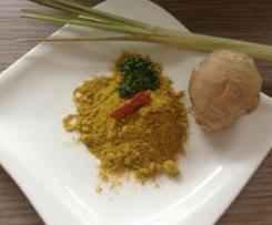 Feuriges Currygewürz aus 15 Zutaten