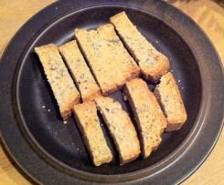 Biskuit (südafrikanische Zwieback Variante)