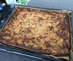 Variation Pfannkuchen aus dem Ofen (Finnischer Ofenpfannkuchen) Rezept des Tages 03.07.2013