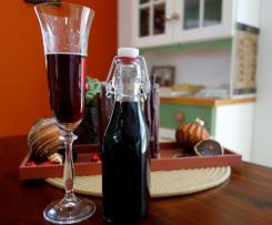 Weihnachtlicher Sirup (alkoholfrei)