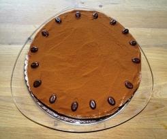 Kirsch -Tiramisu Torte