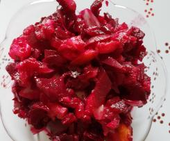 Variation Rote-Bete-Salat