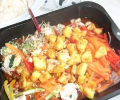 René s - Chinesische Pfanne mit Reis ..